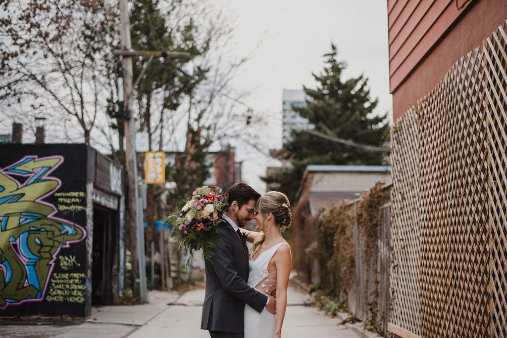 wedding portraits in toronto