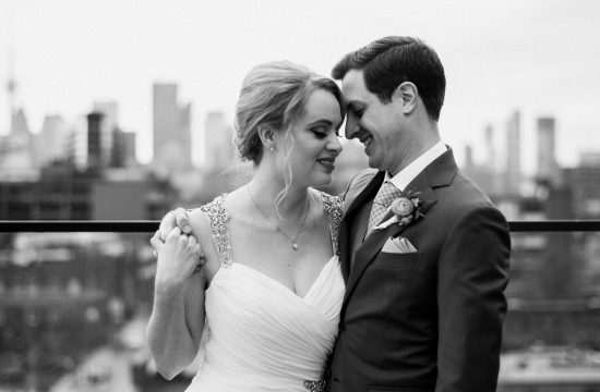 Jam Factory Wedding - Bride and Groom Portraits - Tami Klein