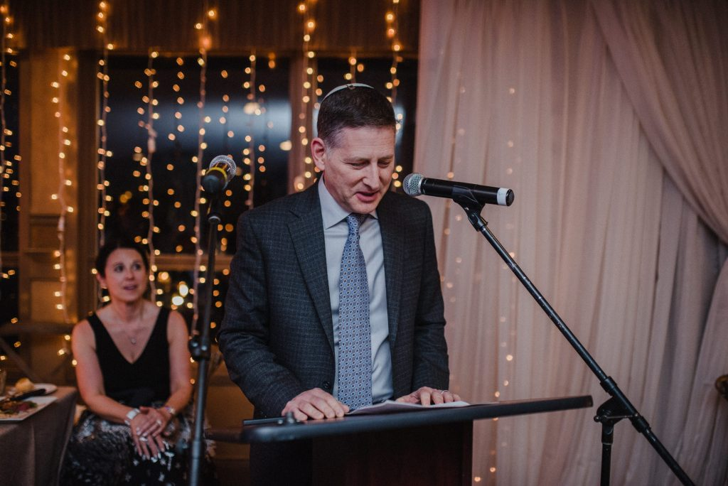 Bayview Wildwood Resort Wedding - father of the bride speech