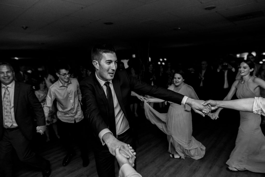 Bayview Wildwood Resort Wedding - dancing