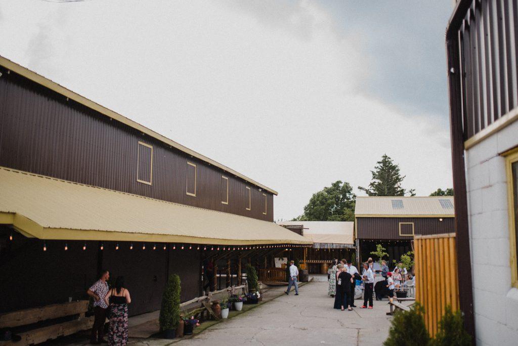 dyment's farm wedding - venue
