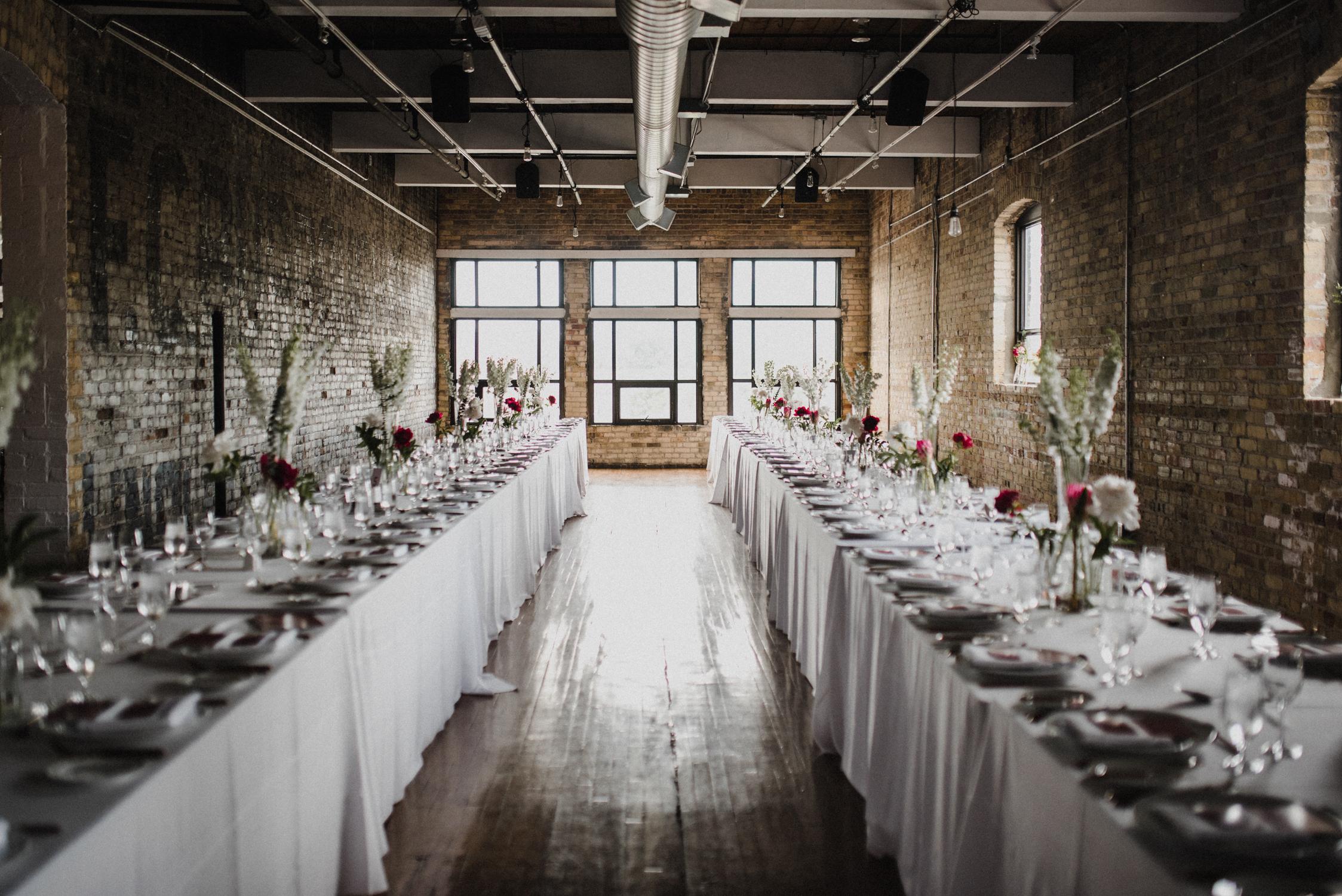 Documentary wedding photographer Tami Klein captures Maytal & Ryan's one-of-a-kind Gladstone Hotel wedding in Toronto, Ontario.